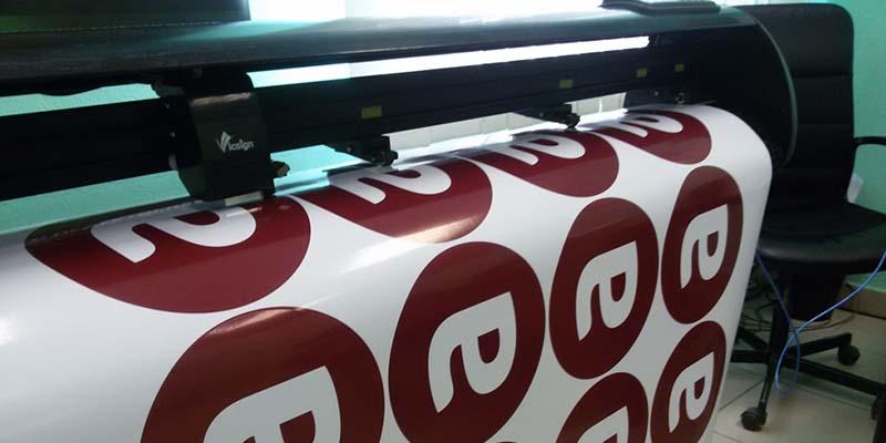 Плоттерная печать и резка